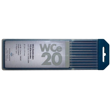 Bild von WIG-Elektroden WCe20 Ø: 1.0mm / L: 175mm