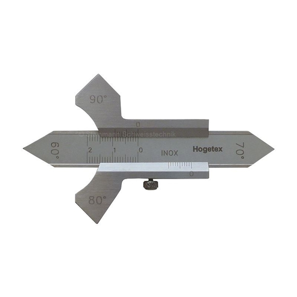 Bild von Schweissnaht Messchieber 0-20mm INOX, analog