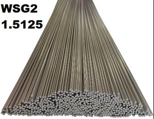 Bild für Kategorie 1.5125 (WSG2) WIG-Schweissstäbe
