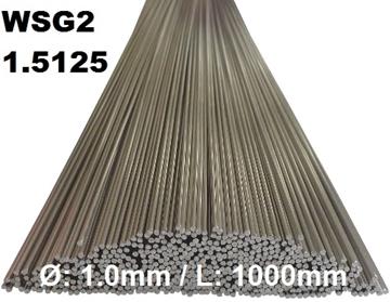 Bild von WIG-Stäbe 1.5125 (WSG2) Ø:1.0mm