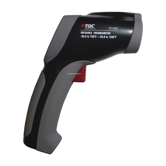 Bild von Infrarot Thermometer -50°C bis +750°C