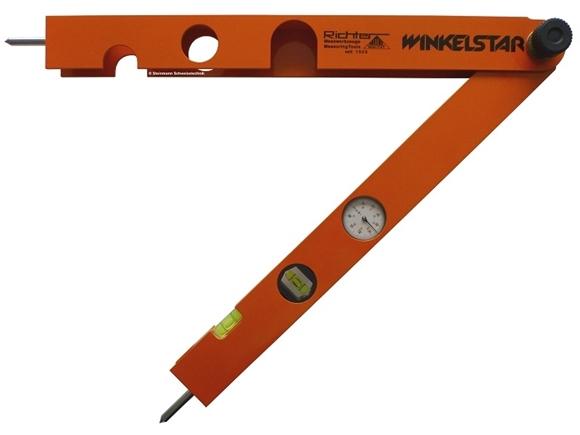 Bild von Winkelmessgerät Winkelstar 45/50cm, 0-200°