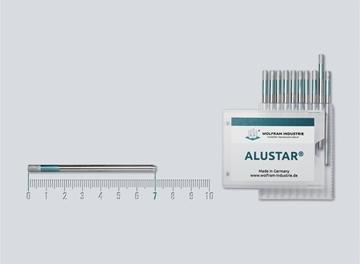 Bild von WIG-Elektroden Alustar© Ø: 1.6mm / L: 70mm