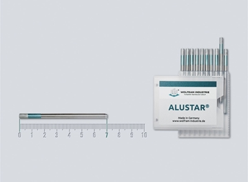 Bild von WIG-Elektroden Alustar© Ø: 3.2mm / L: 70mm